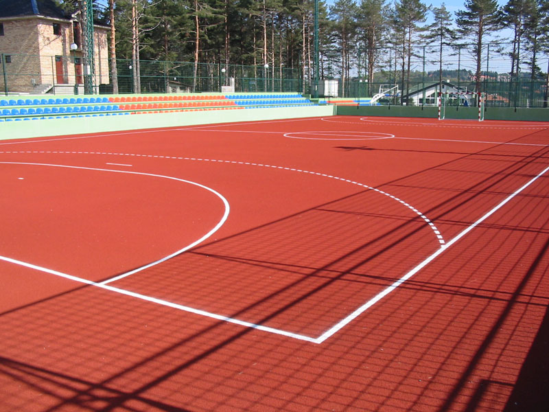 Zlatibor mountain resort - multi sport surface