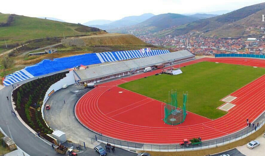 Novi Pazar Track and Field centre