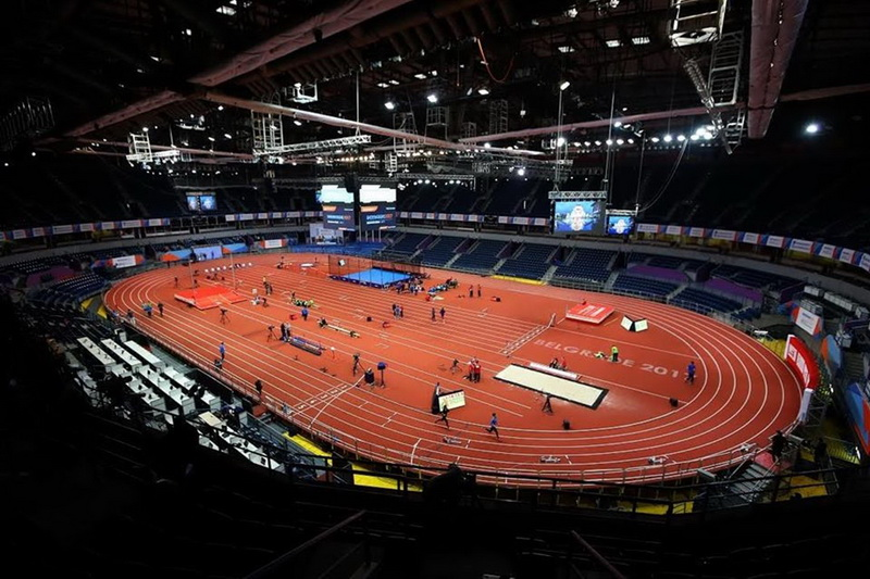 European Indoor Athletics Championships Belgrade 2017