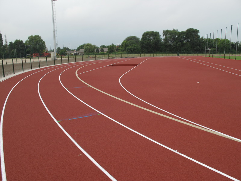 "Athletic track - ""House of Football"" in Stara Pazova – Football Association of Serbia"