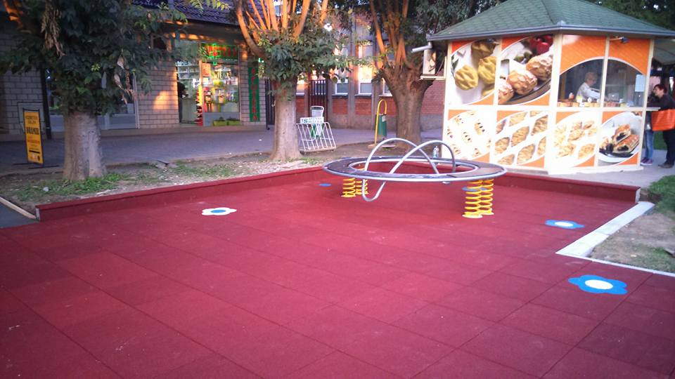 Community Šid - NIVEA children's playground