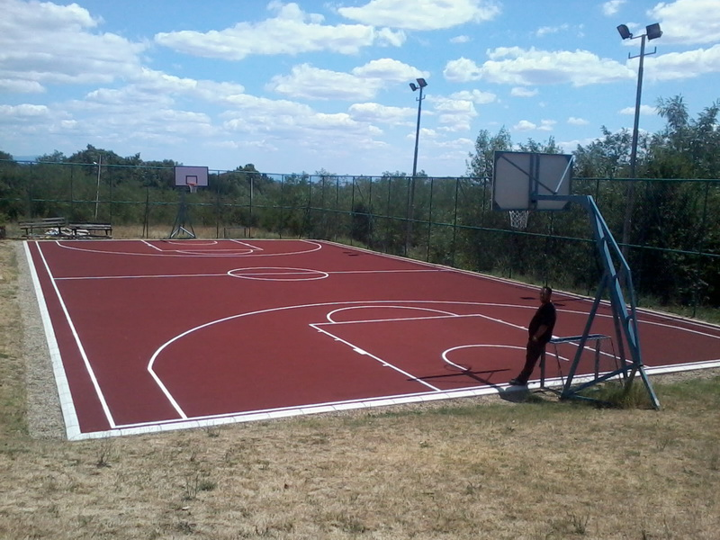 Vršac - multi sport surface